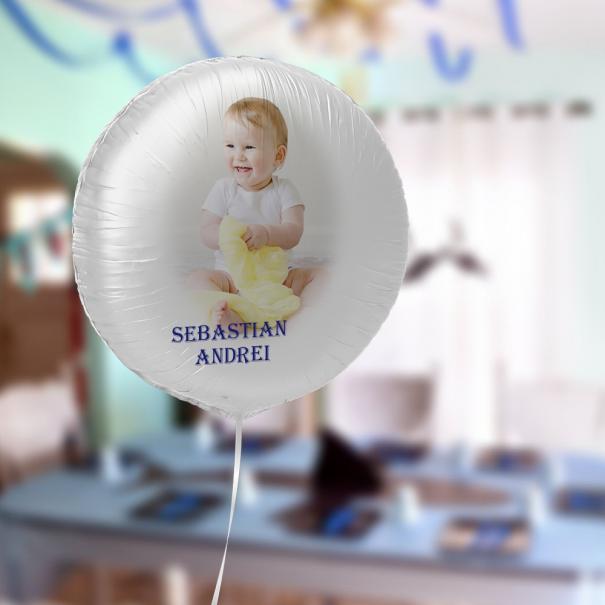 balon cu heliu brasov pentru botez