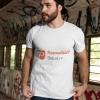 Tricou personalizat Brasov cu mesaj funny distractiv pentru EL