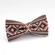 papion personalizat brasov casual print maro motiv traditional romanesc