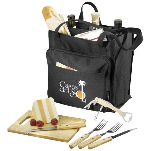 trusa picnic personalizata - Modesto picnic carrier