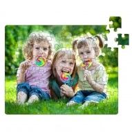 Puzzle A4 64 piese cu personalizat cu fotografia TA