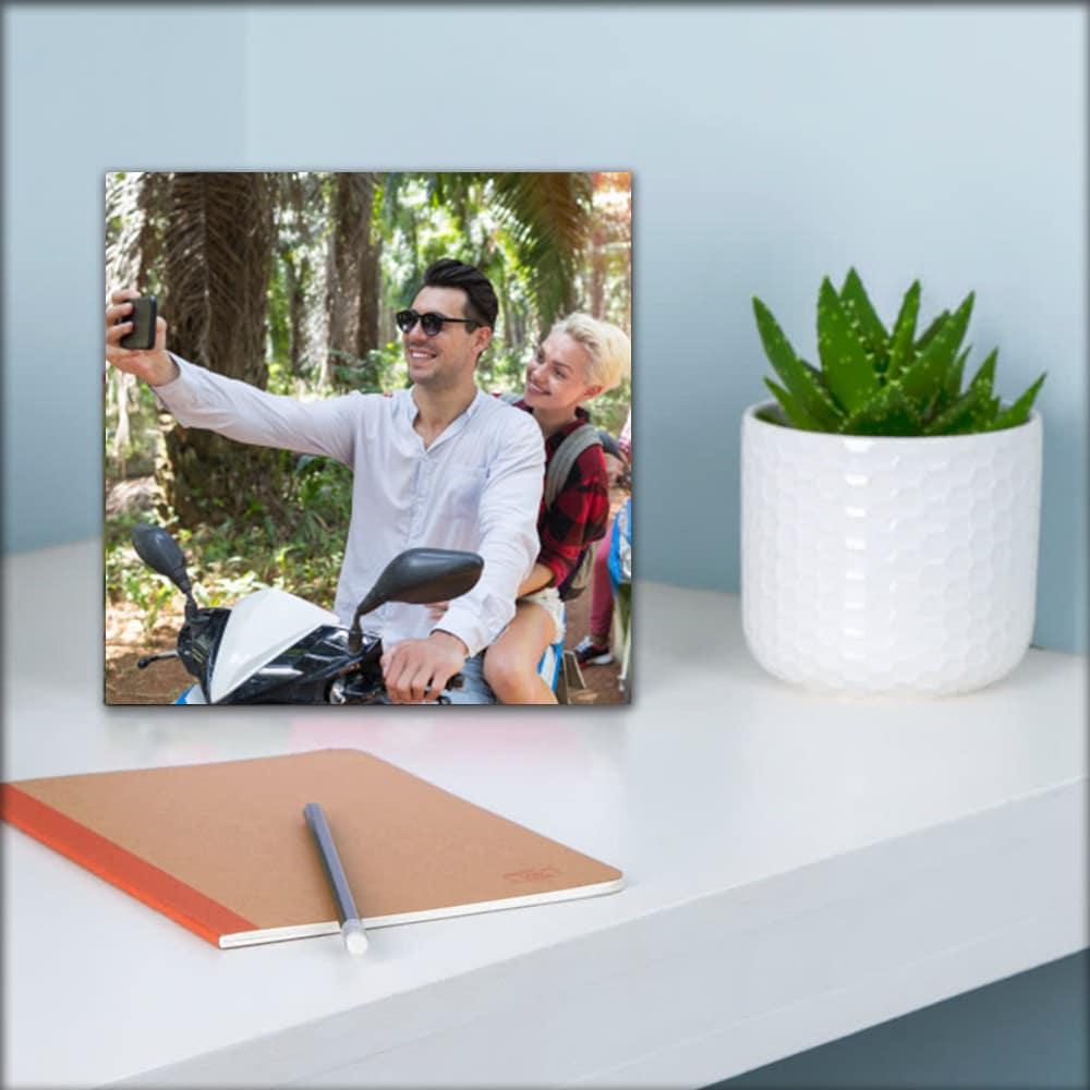 aspect minunat adidași ieftin cumpărături Tablou canvas 20x20 cm cadou pentru el - Cadouri personalizate Brasov