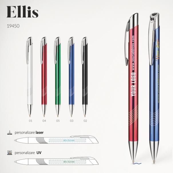 Pix Ellis personalizat