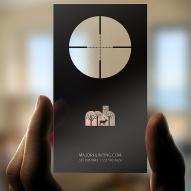 carti de vizita transparente