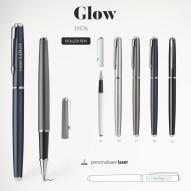 pix metalic de lux cu capac personalizt glow