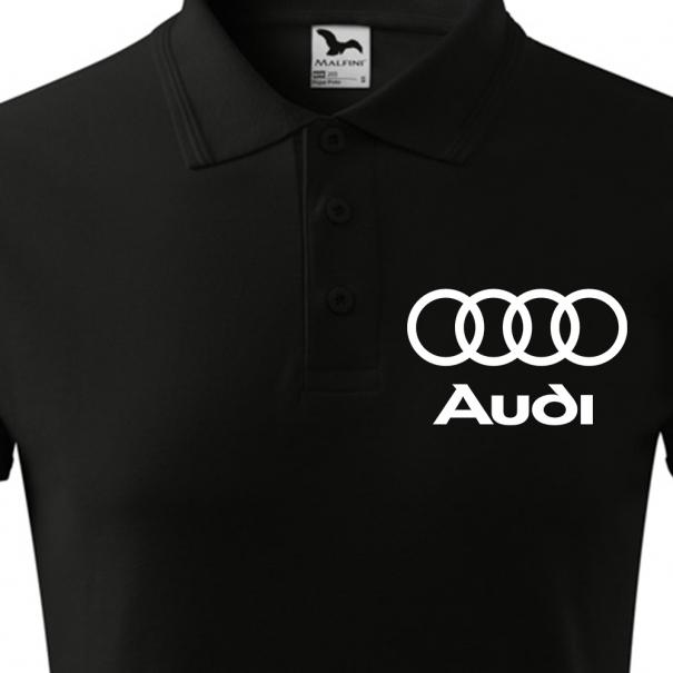 Tricouri personalizate cu Audi pentru barbati