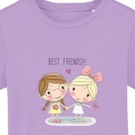 Tricouri personalizate cu best friends