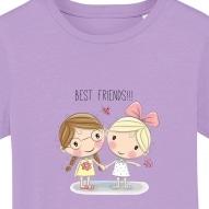 Tricouri personalizate cu best friends