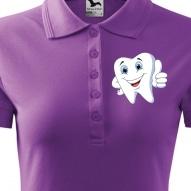 Tricouri personalizate cu dinte