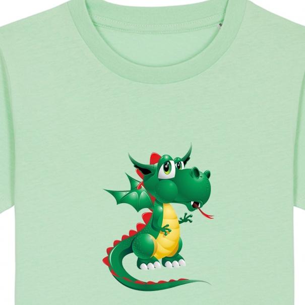 Tricouri personalizate cu dragon