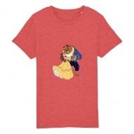 Tricouri personalizate cu Frumoasa si Bestia