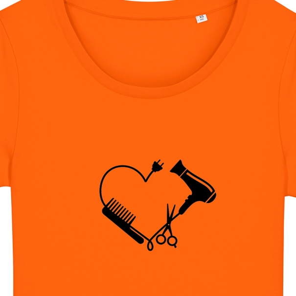 Tricouri personalizate cu inima stilist