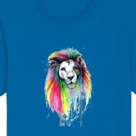 Tricouri personalizate cu leu colorat