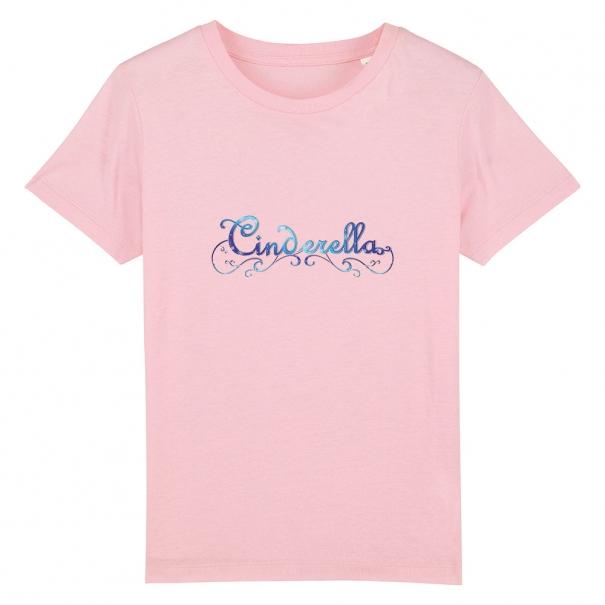 Tricouri personalizate cu mesaj cinderella