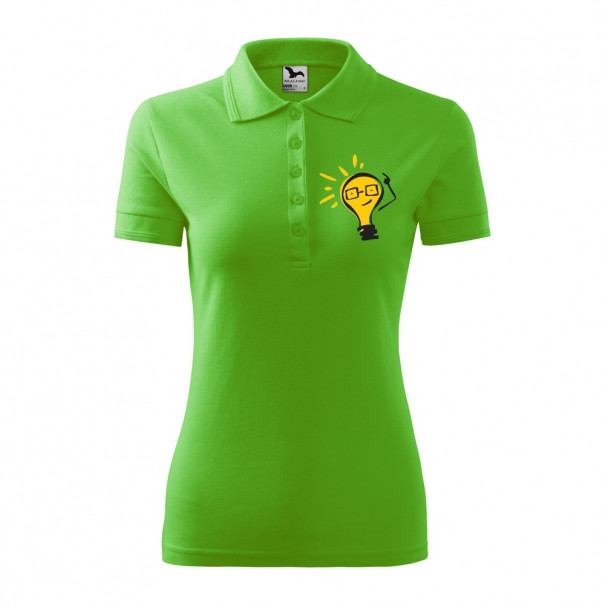 Tricouri personalizate cu beculet idee