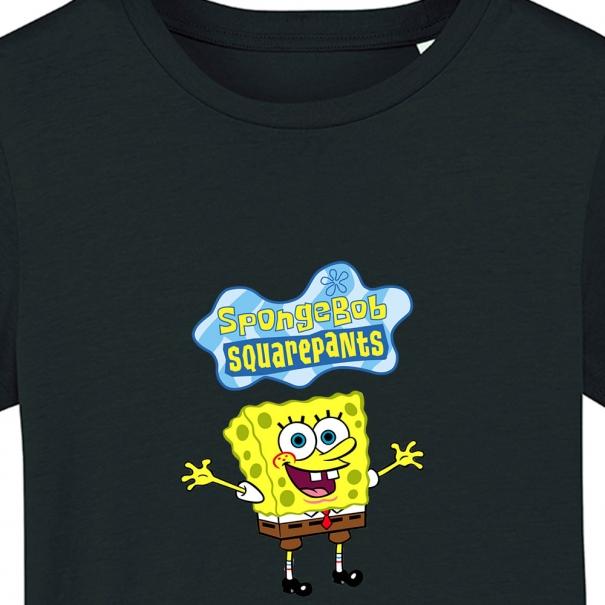 Tricouri personalizate cu Spongebob