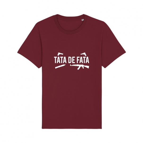 Tricouri personalizate cu mesaj tata de fata