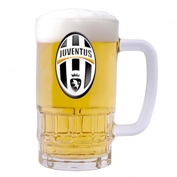 Halba personalizata cu sigla Juventus