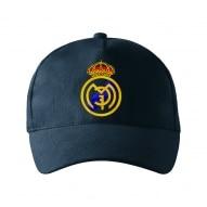 Sepci personalizate unisex cu stema Real Madrid