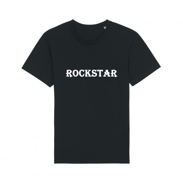 Tricouri personalizate cu mesaj Rockstar