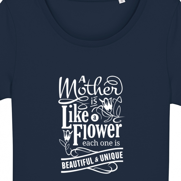 Tricouri personalizate cu mesaj a mother is like