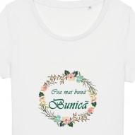 Tricouri personalizate cu mesaj cea mai buna bunica