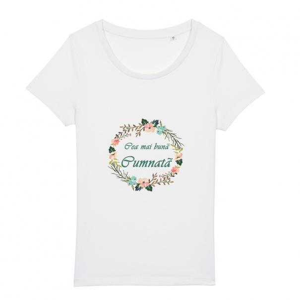 Tricouri personalizate cu mesaj cea mai buna cumnata