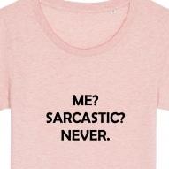 Tricouri personalizate cu mesaj me sarcastic