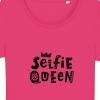 Tricouri personalizate cu mesaj selfie queen