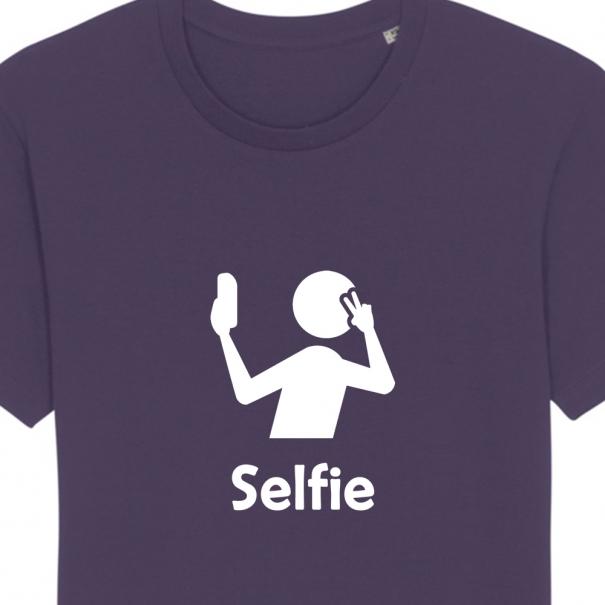 Tricouri personalizate cu selfie