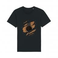Tricouri personalizate cu chitara