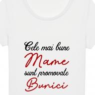 Tricouri personalizate cu mesaj cele mai bune mame