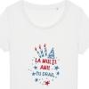 Tricouri personalizate cu mesaj la multi ani cu drag