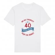 Tricouri personalizate cu mesaj mi-au trebuit