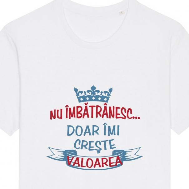 Tricouri personalizate cu mesaj nu imbatranesc