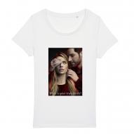 Tricouri personalizate cu mesaj what is your truly desire