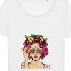 Tricouri personalizate cu mesaj wow