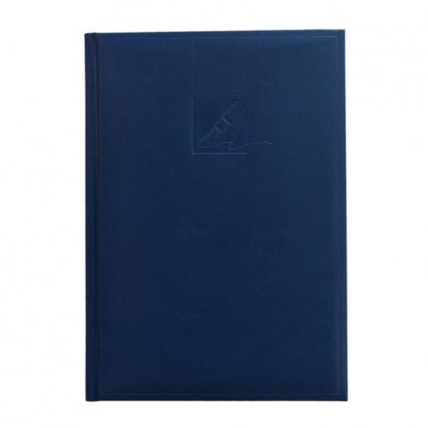 Agenda Personalizata Brasov A5 Nedatata Albastru