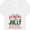 Tricouri personalizate de Craciun cu mesaj la la la